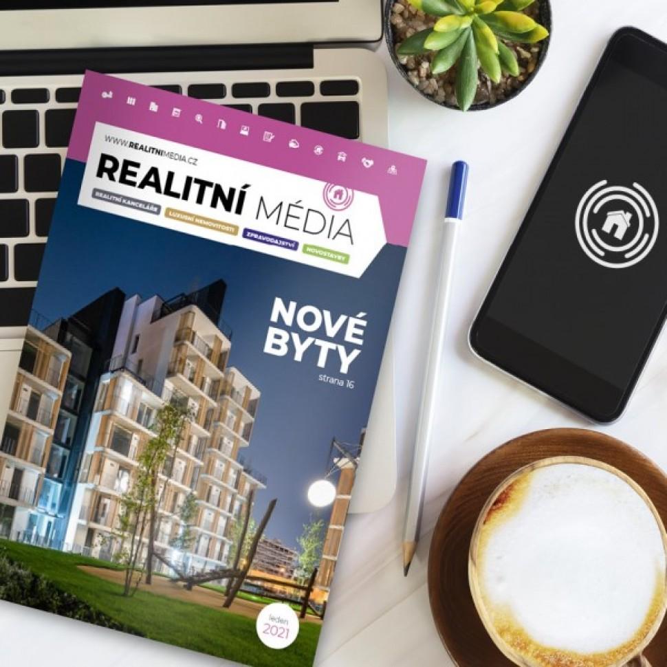 Realitní média časopis